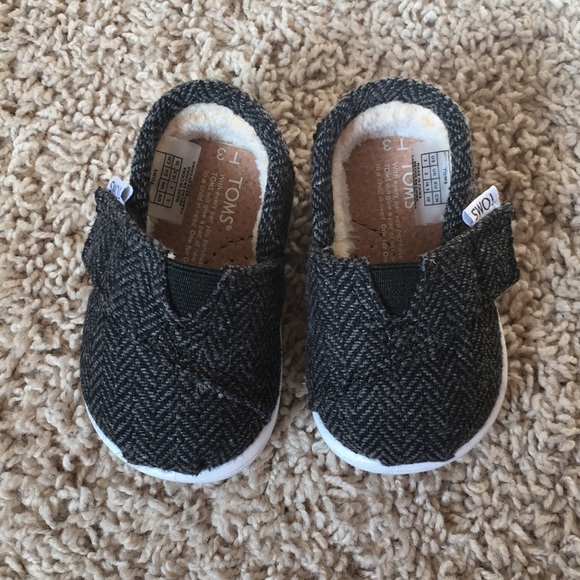 Toms Shoes | Baby Size 3 | Poshmark